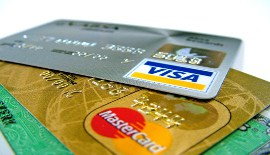 How do credit cards make money