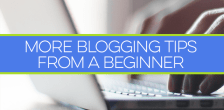 It is no doubt that blogging takes time. Use some of my blogging tips to help you work smarter and not harder as you promote your blog.