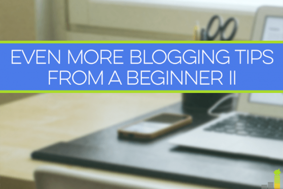 4 awesome blogging tips that beginners need to know if they want to build a successful blog.