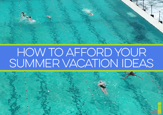 It's getting close to spring which means that families start to think over their summer vacation ideas. With a little planning you can keep your costs down.
