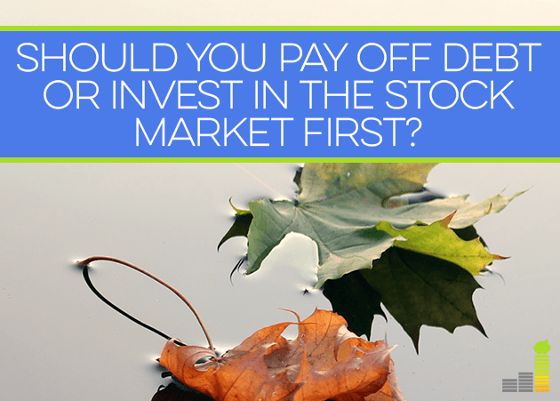 Should You Pay Off Debt or Invest in the Stock Market First? - Frugal Rules