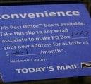 Convenience Fee