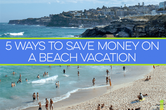 Going on a beach vacation can be fun, but it can get expensive. Here are 5 simple ways to save money on your next beach vacation and still have fun!