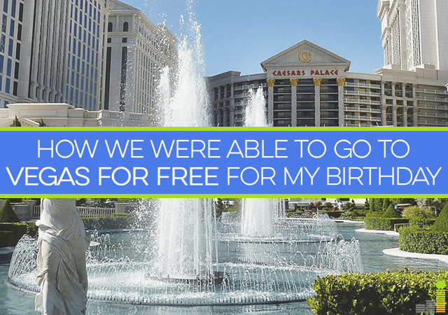 If you want to go to Vegas for free, it can be done. Read how I was able to use credit card churning to pay for a vacation that would've cost over $3,000.