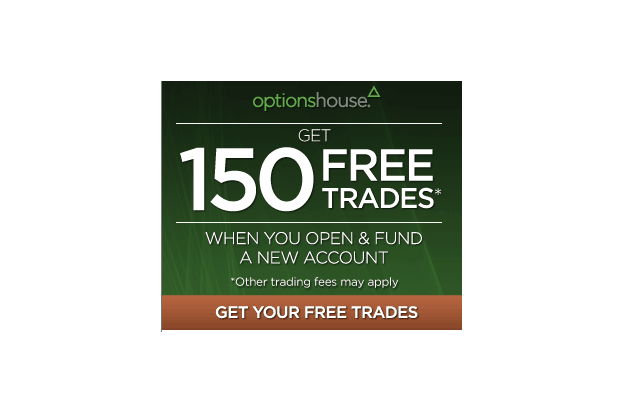 Buying stocks with optionshouse