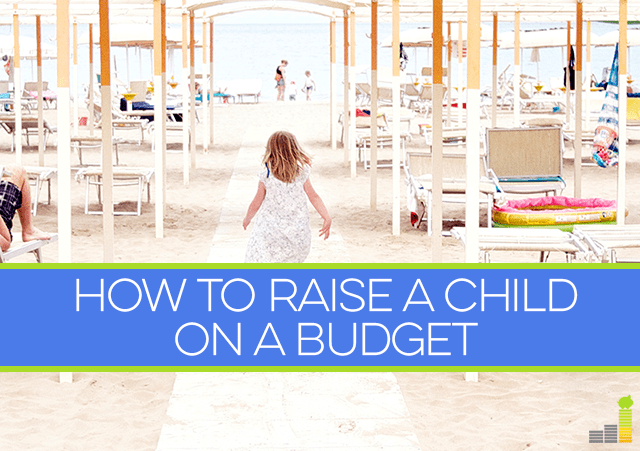 To raise a child today, experts say, it costs upwards of $300k. Here are some ways to give your child what they need and want without going broke.