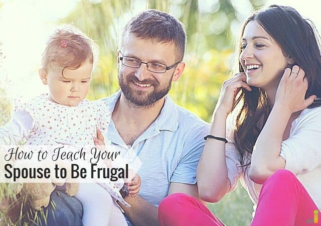 If you want to teach your spouse to be frugal, it's not impossible. Just follow these steps to create a plan for both of you to be financially fit.