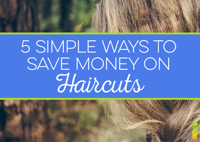 5 Simple Ways To Save Money On Haircuts