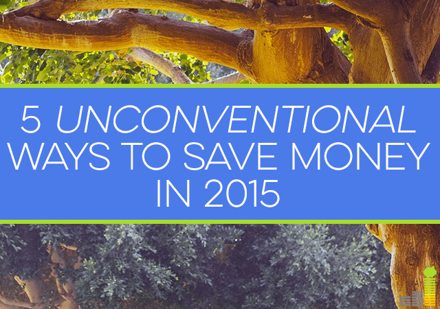 Want to make this year the year you start saving money? Here are 5 ways to start!