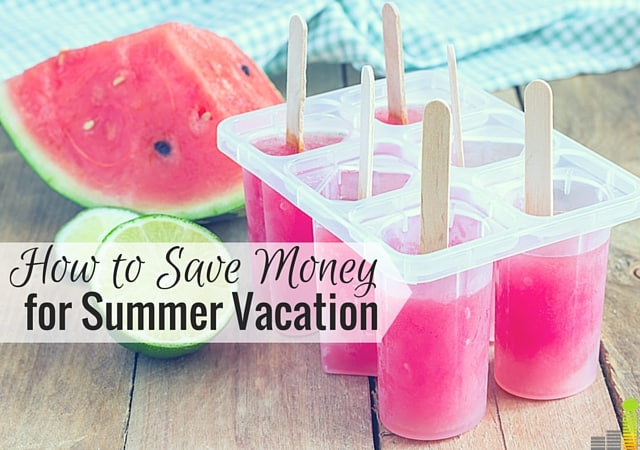 Everyone loves a vacation! Whether you're itching for a quick getaway or planning a week long escape, saving up for it instead of charging is the way to go.