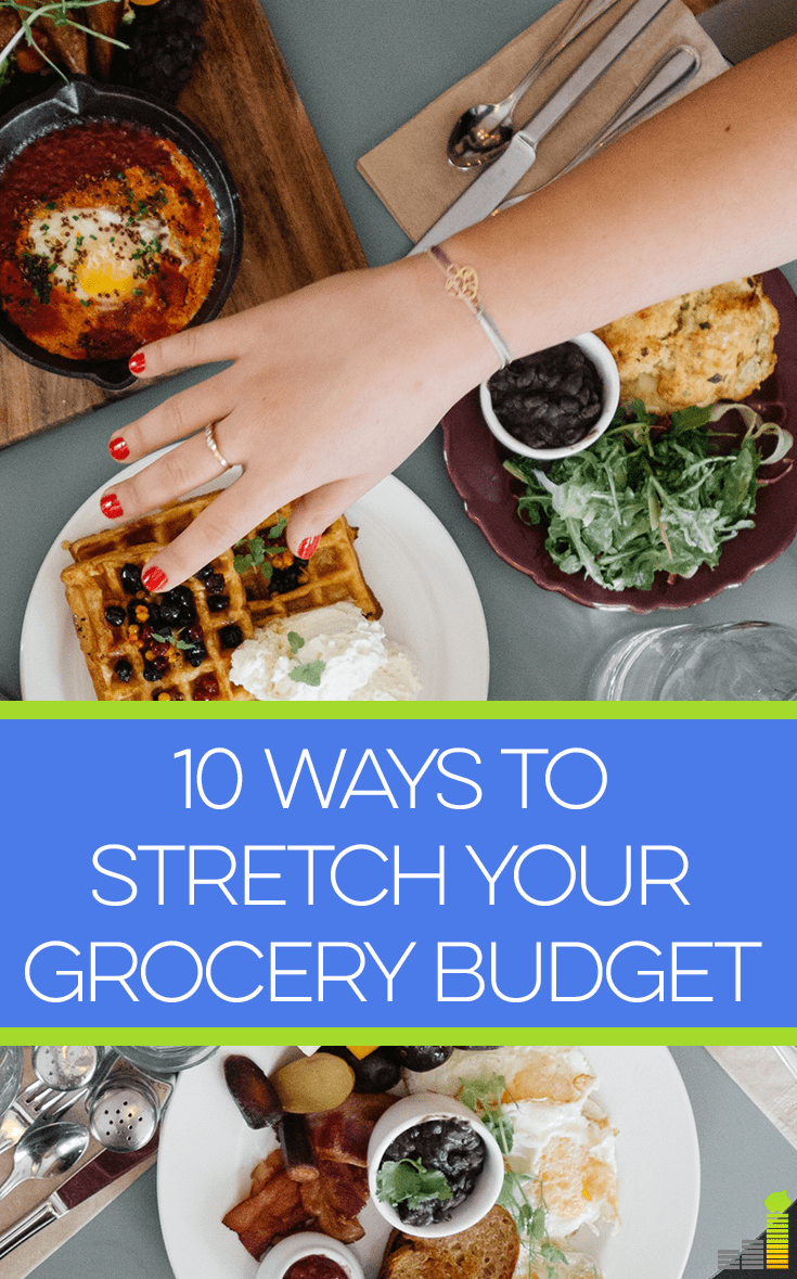 Now you can stop trying to figure out how to get more by spending less at the grocery store: these 10 tips will show you how.
