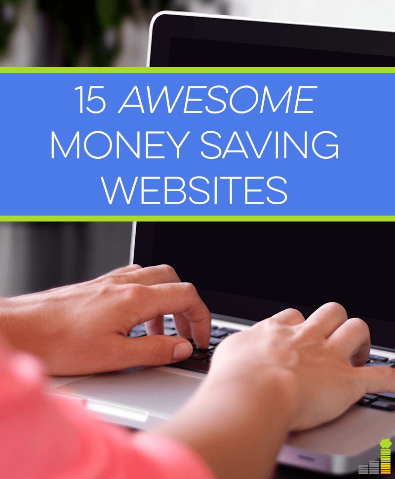 15 amazing money saving websites you should be using.