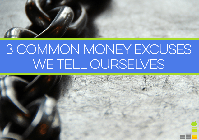 3 common money mistakes we tell ourselves, and what we can do.