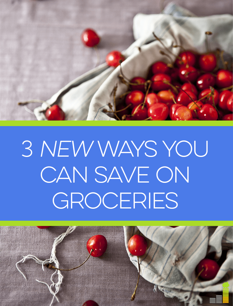 Looking for ways to keep costs down when it comes to food? Here are 3 new ways you can save on groceries.