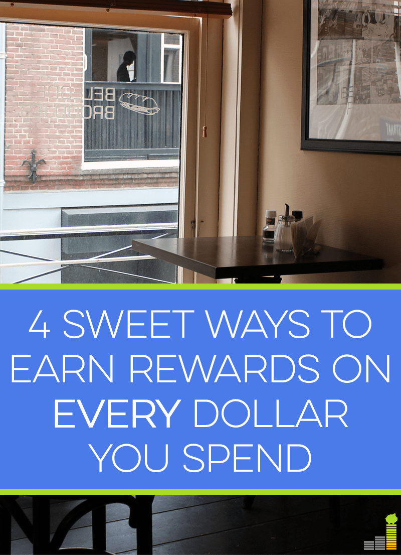 Churning credit cards for rewards? Here are 4 tips you can use to earn rewards whenever you spend.