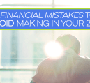 Our 20s are a time for discovery and making mistakes, but making these 5 financial mistakes might cost you more than you think. Here's how to avoid them!
