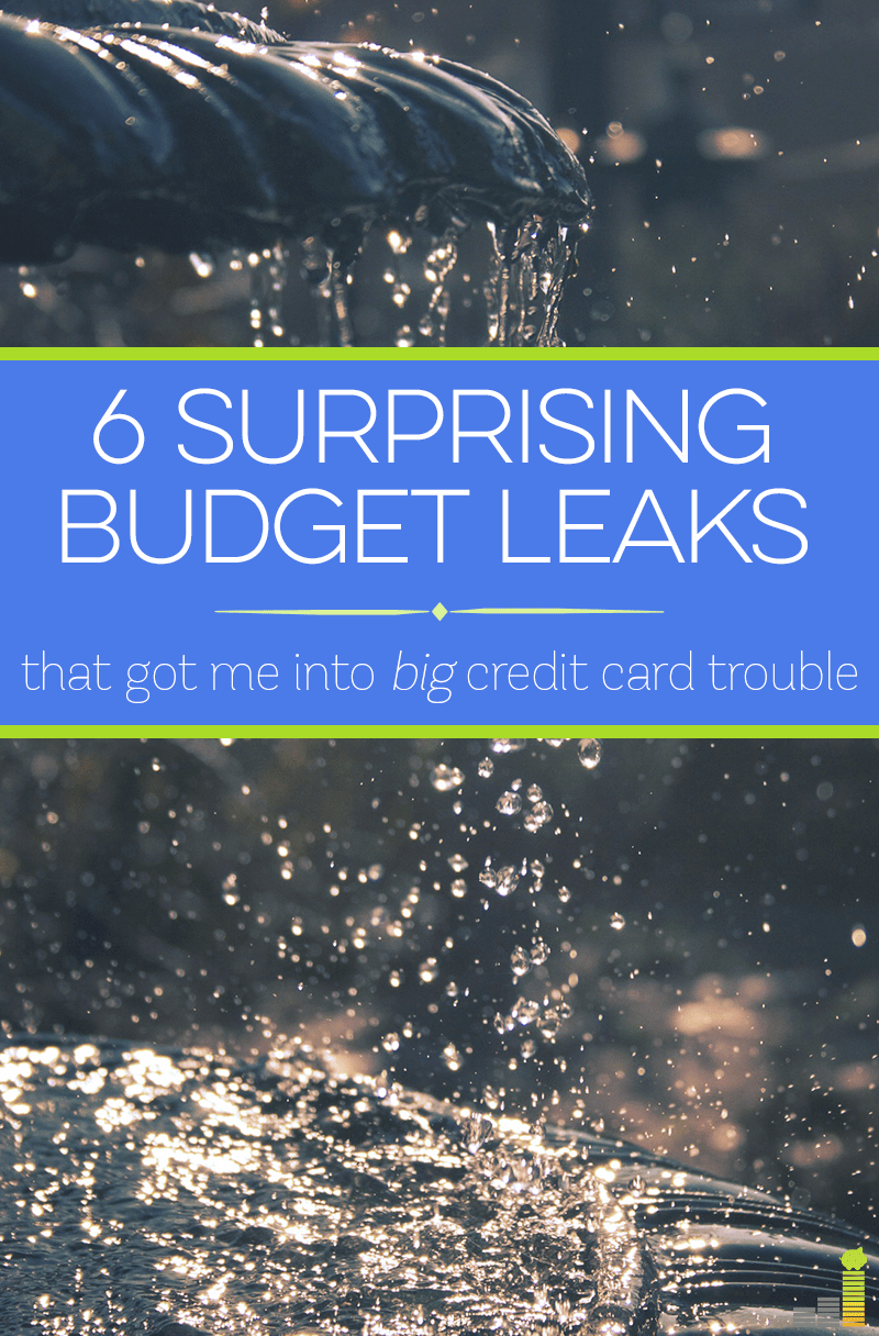 6 budget leaks you should be aware of - double check to make sure your budget is safe!