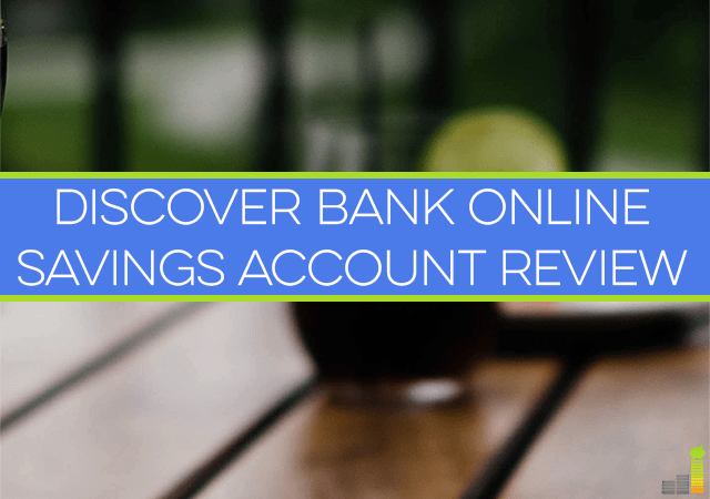 The Discover Bank online savings account pays .90% with only $500 needed to open. Read my Discover Bank review to see how simple it has been for me to use.