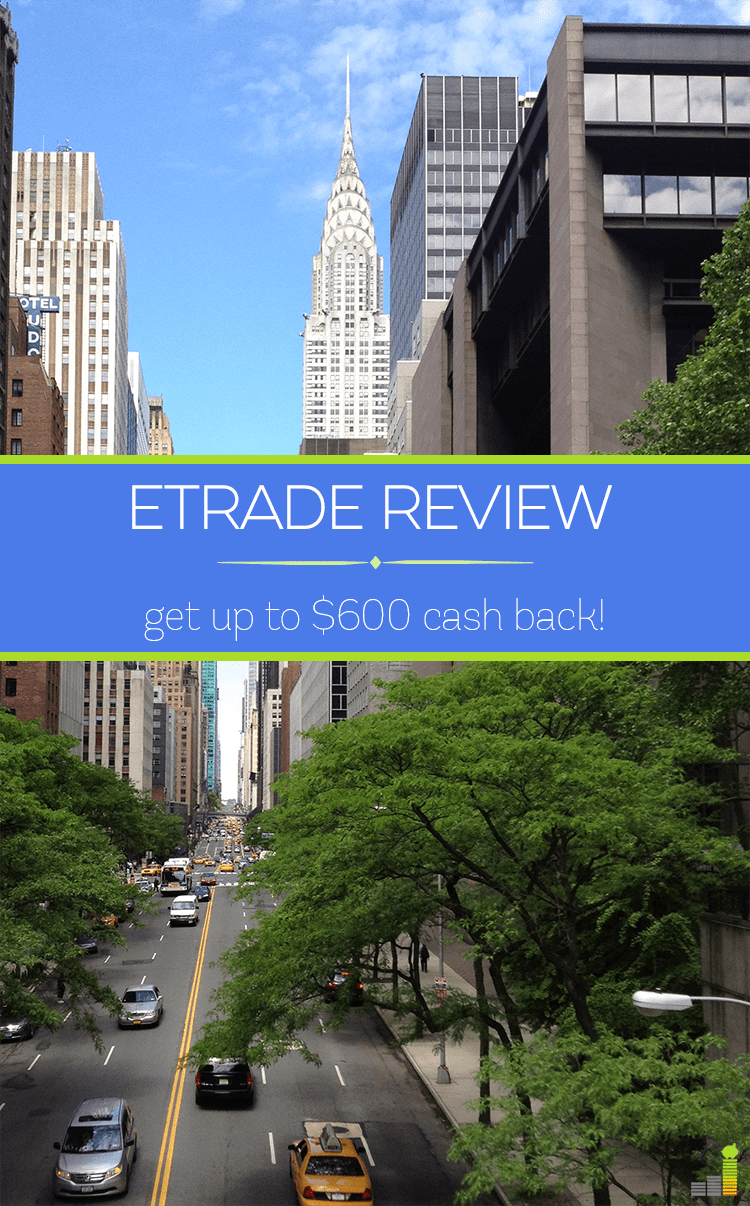 This Etrade review covers how they might help you meet your investment goals. Read how you can get up to $600 by opening an Etrade account today!