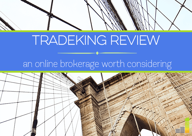 tradeking review     commissions frugal rules