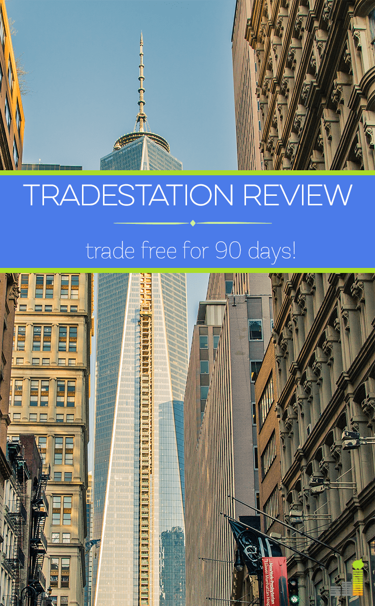 This TradeStation review goes over the unique features they offer to active traders. Read here to see how to trade free for 90 days with TradeStation!