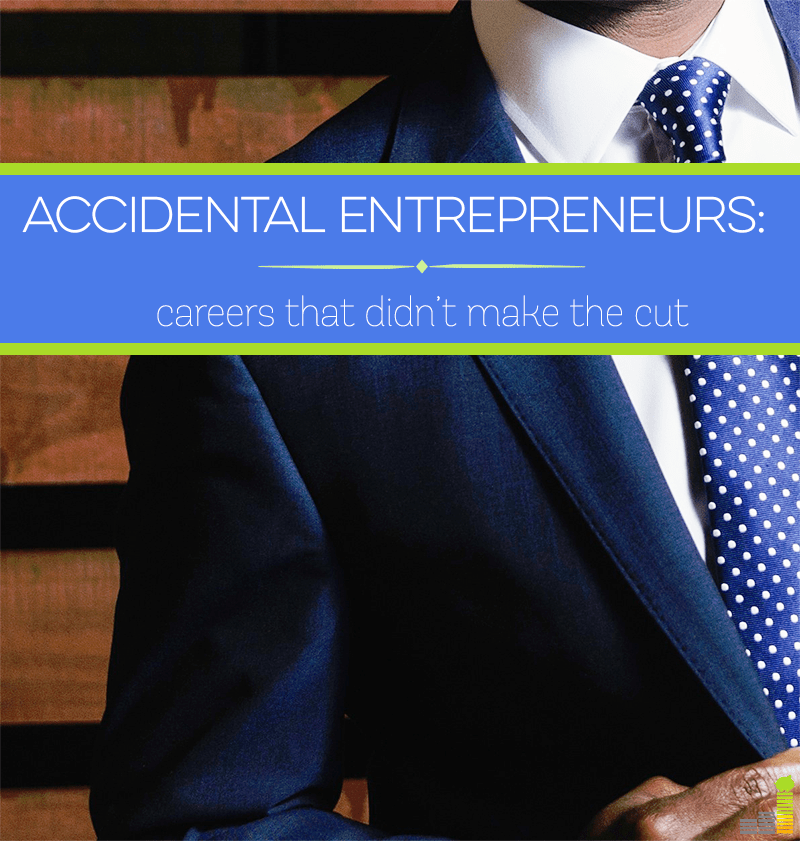 Many bloggers are accidental entrepreneurs. They didn't see themselves becoming professional bloggers, but today can't imagine doing anything else.