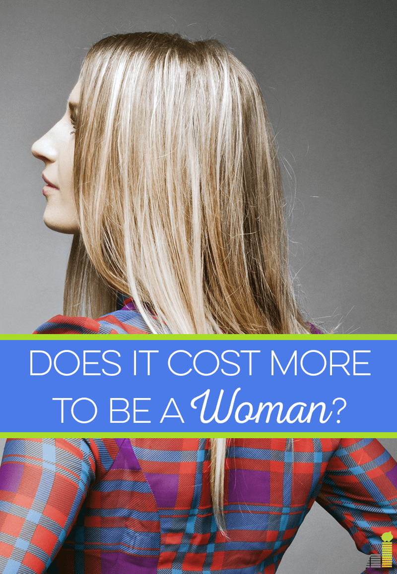 Is being a woman more expensive than being a man? These 3 reasons might surprise you.