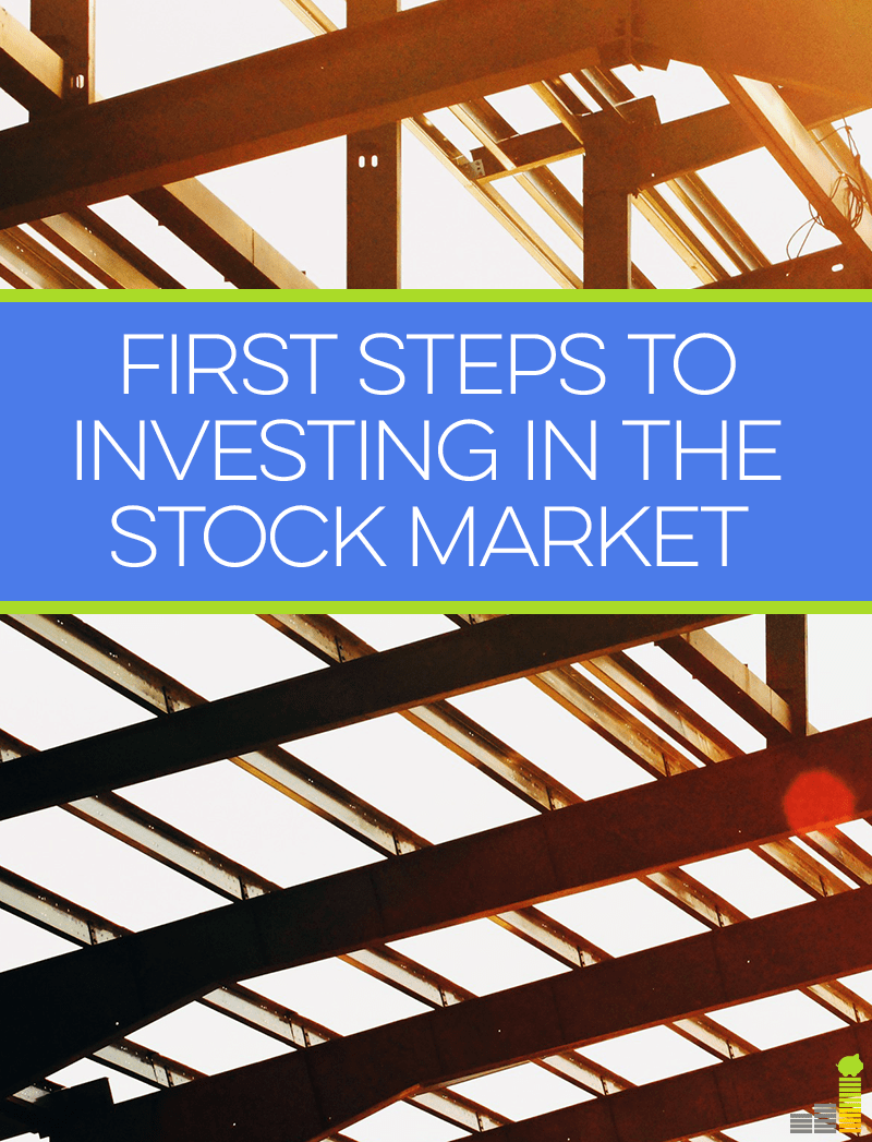 If you're new to the world of investing and feel overwhelmed, here are the first steps you need to take.