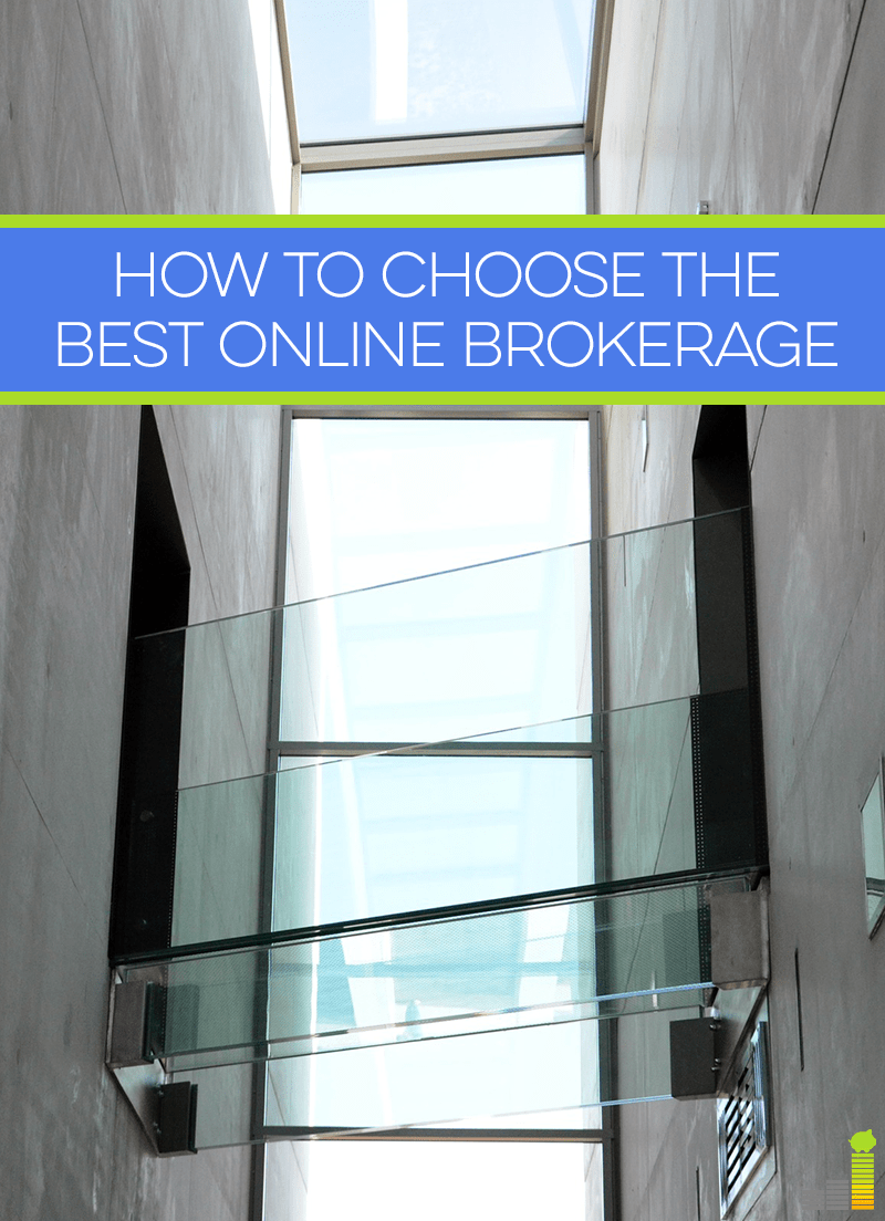 Looking for a place to invest your money? Here's how you can choose the best online brokerage.