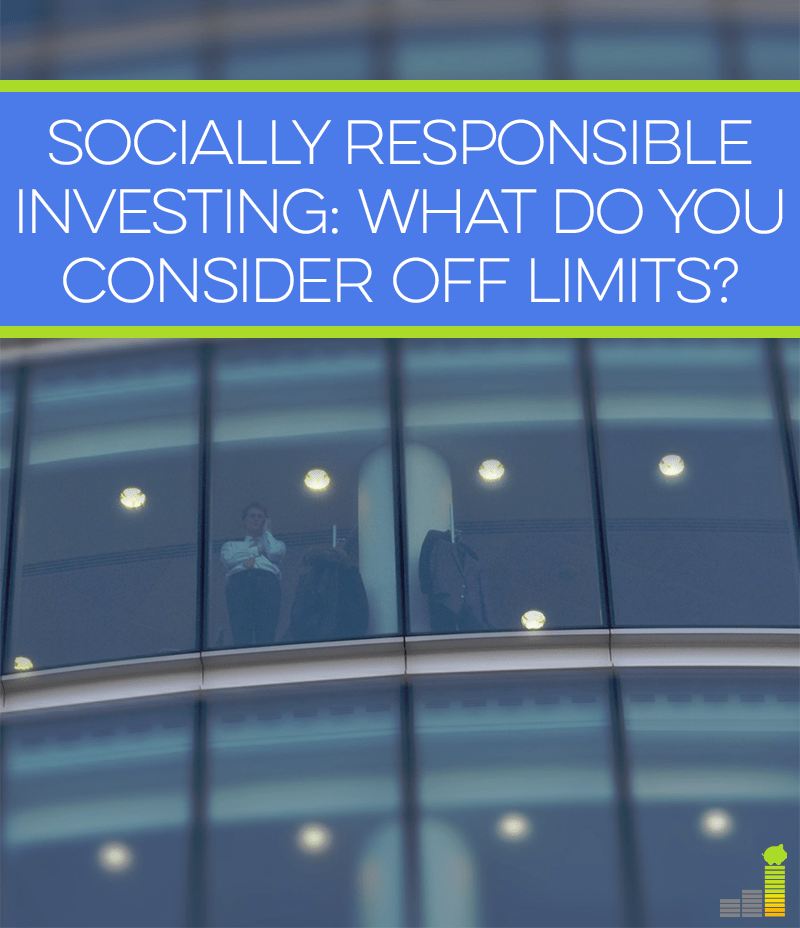 Do you only invest in things that don't go against your beliefs? Make sure you check your portfolio to ensure you're a socially responsible investor.