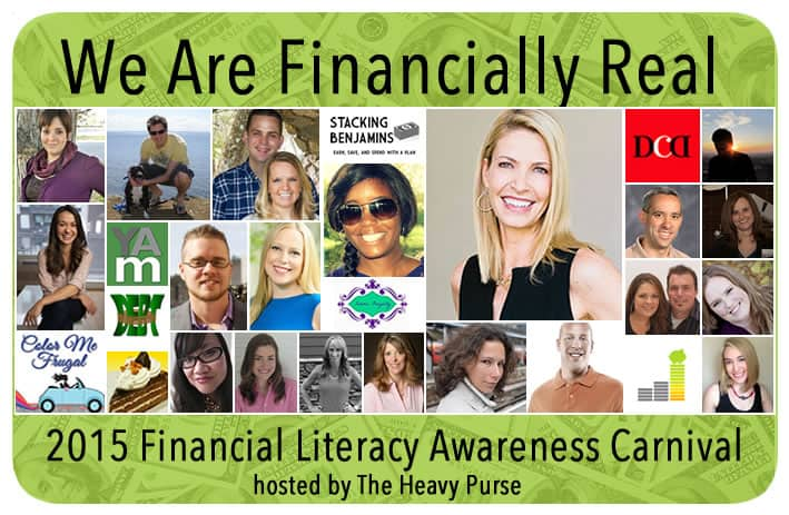 Getting financially real blog carnival