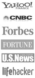 frugal rules is featured in yahoo forbes fortune us news lifehacker cnbc msn money