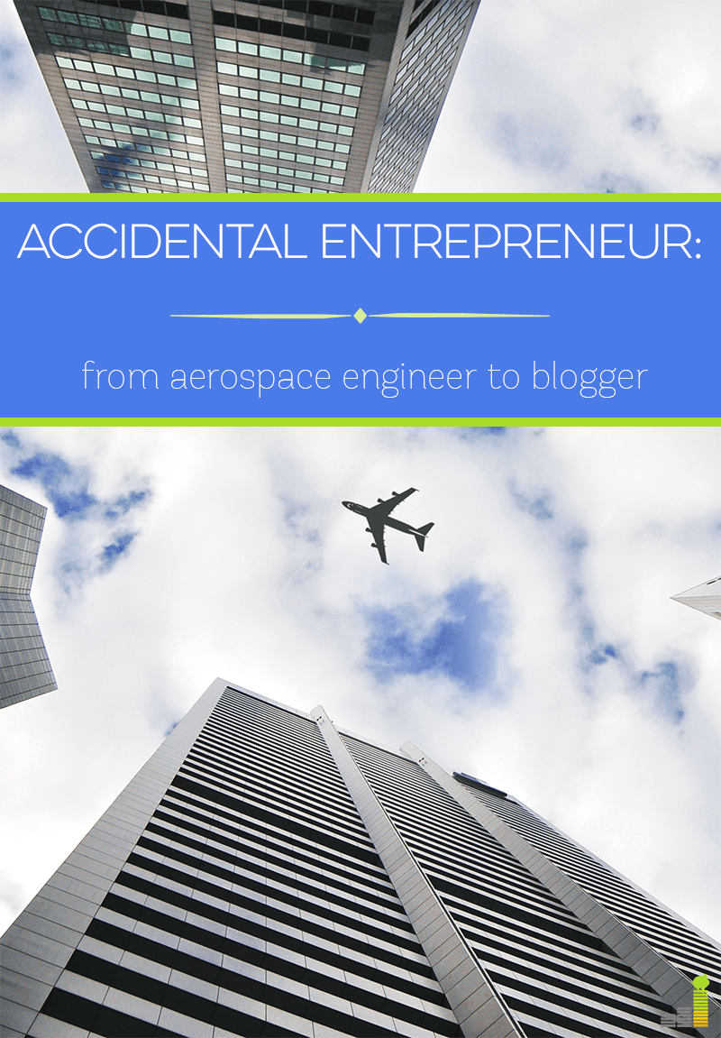 An accidental entrepreneur can come from anywhere - including aerospace engineering. That's exactly what happened to The Ride Share Guy, Harry Campell.