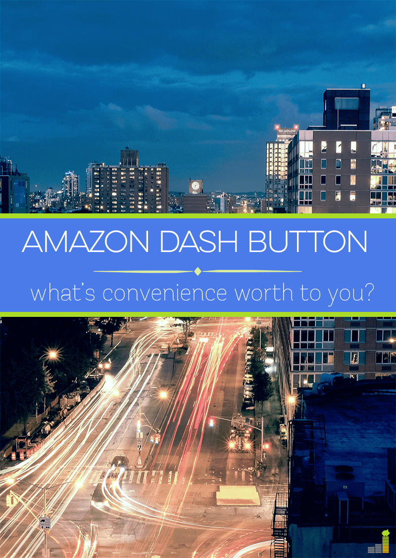 The Amazon Dash Button offers one click ordering and convenience. Here's why you may or may not want to consider bringing more Amazon into your home.
