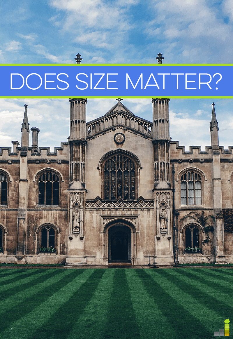 The average size of a home has increased by 1,000 sq. ft. in the last 40 years but is more always better when it comes to the house you want to live in?