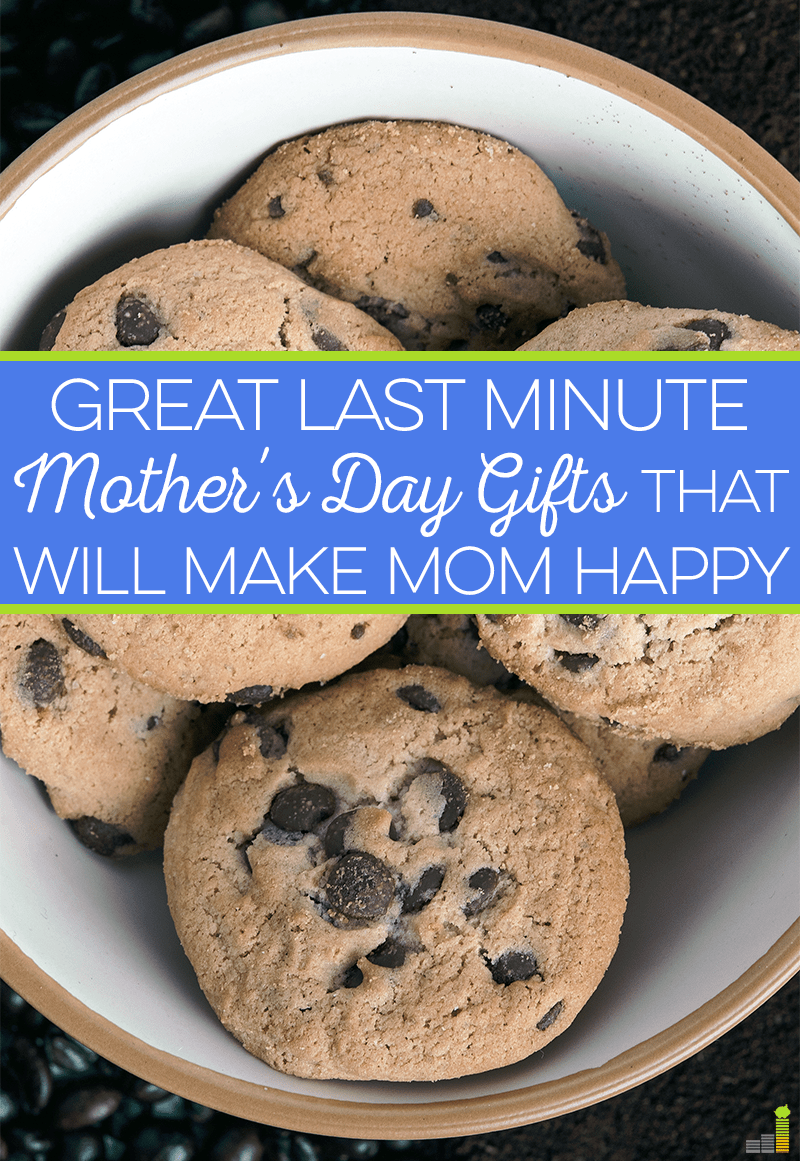 Shopping for last minute Mother's Day gifts can be quite pricey. Instead of putting it off, take time and buy a Mother's Day gift your Mom will enjoy.