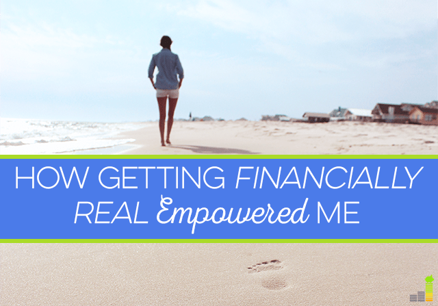 Have you had a heart-to-heart, honest conversation about your financial situation with yourself? Getting financially real is hard but necessary to succeed.