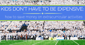 You can save money on extracurricular activities for your children without much effort. I share simple ways to entertain your kids that aren't expensive.