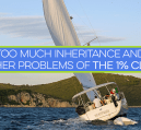How much is too much inheritance? A recent poll of the 1% club said $63 million was too much, but $26 million was just right. Is there really a difference?