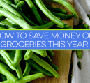 You can save money on groceries with a little creativity, and by using the techniques here. Learn here how to save hundreds a year on food costs.