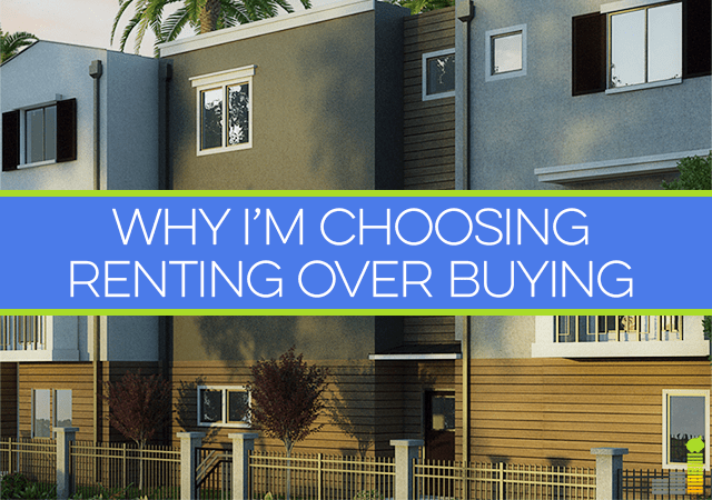 Torn between renting and buying? There are many reasons to consider renting over buying a house. Find out why there's more to the debate than just price.