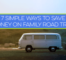 Family road trips can be fun, but they can also be chaotic. Here are 7 ways to have fun on your road trip with kids that are frugal and keep you sane.