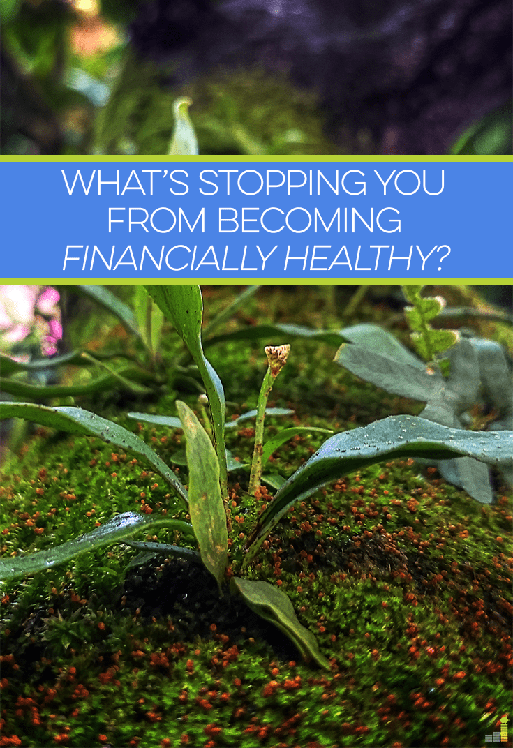 Being financially healthy means a lot of things, mainly having freedom to do what you want. I share what got me to become financially well for good.