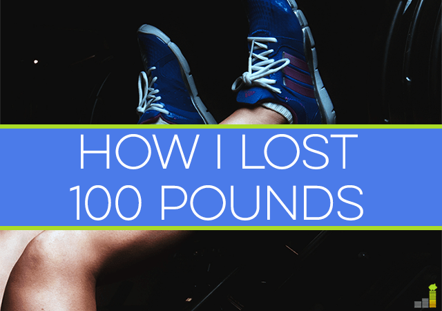 I've lost 100 pounds! It wasn't easy, but my life is changed as a result. Here are a few of the things I learned while working to lose 100 pounds.