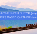 Are you guilty of judging others based on what they spend their money on? Or how much they spend? Here's a case for why you should try to stop.