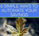 Saving money can be a challenge, but it doesn't have to be. By automating your savings, you can take the stress out of saving money.