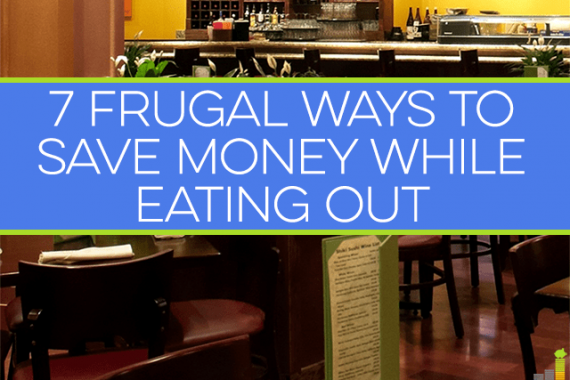 You can be frugal and still enjoy eating out. With a few frugal mindsets, you can take the family out for dinner and not bust your budget.
