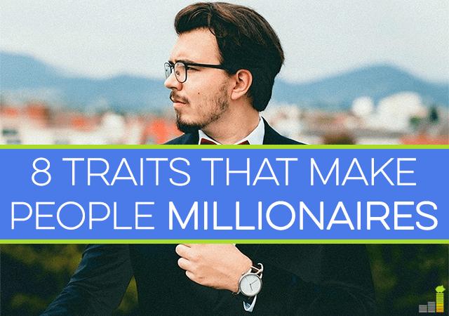 Millionaire people