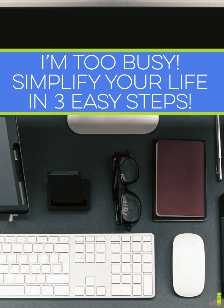 If you feel stressed out it might be time to simplify your life. Take a look at your schedule and follow these practical tips to regain balance in life.