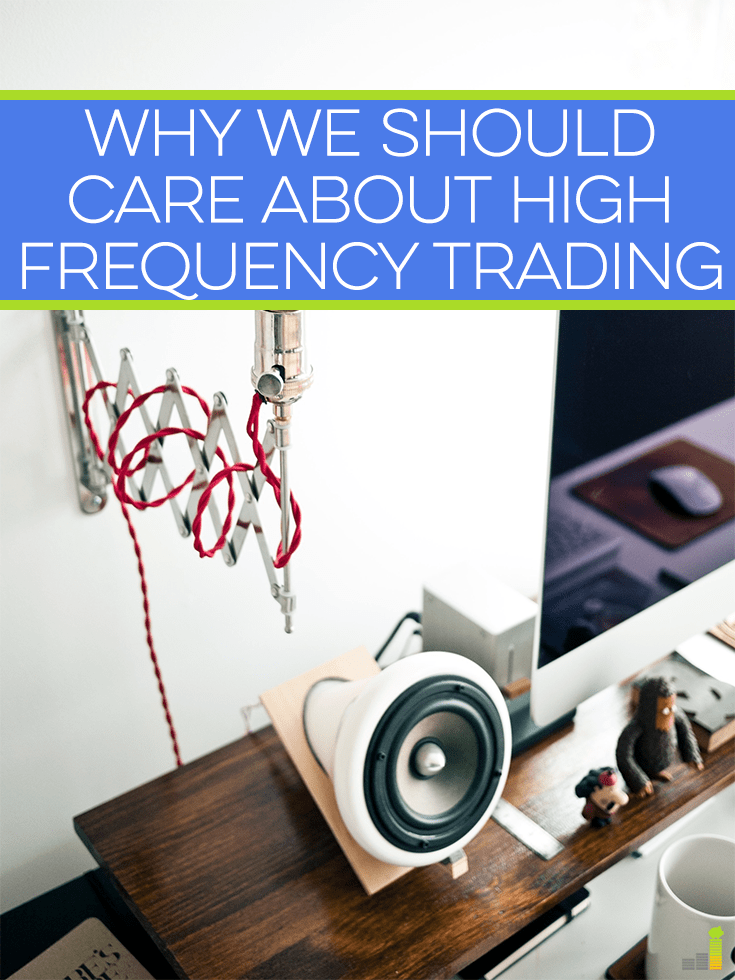 High Frequency Trading is a stock trading method that uses algorithms to make trades in a very quick fashion. The question is do we regulate these traders.